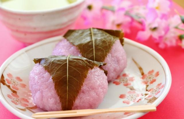 和菓子 桜餅