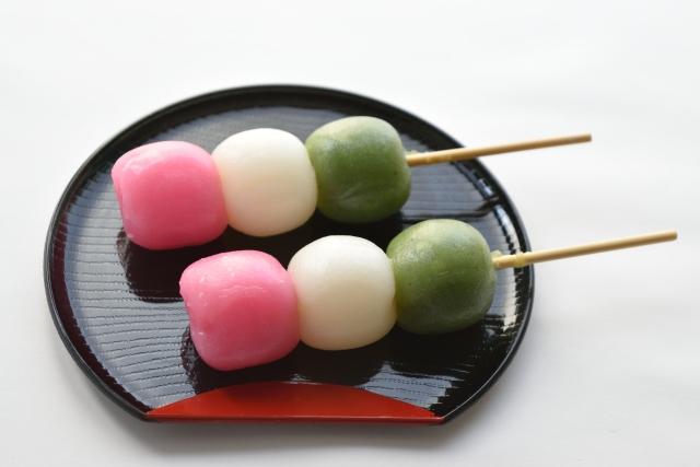 和菓子 串団子