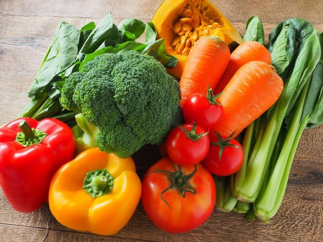 野菜 選び方