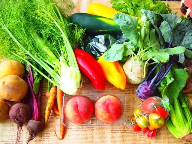 野菜 保存方法