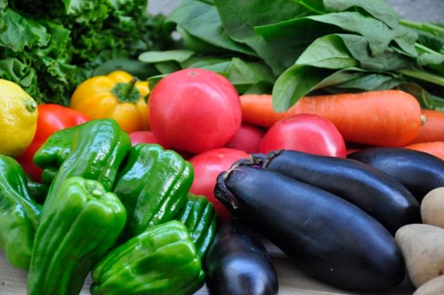 野菜 保存