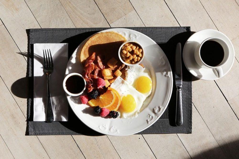 朝食 オススメ