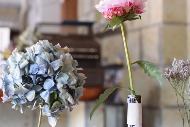 ドライフラワー 花