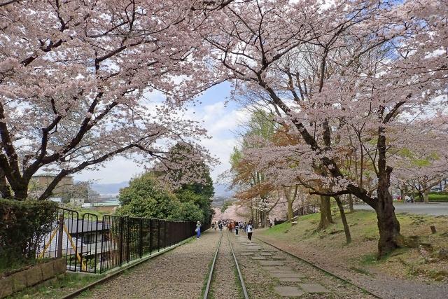 蹴上インクライン 京都