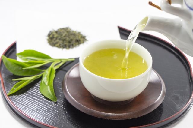 風邪 緑茶