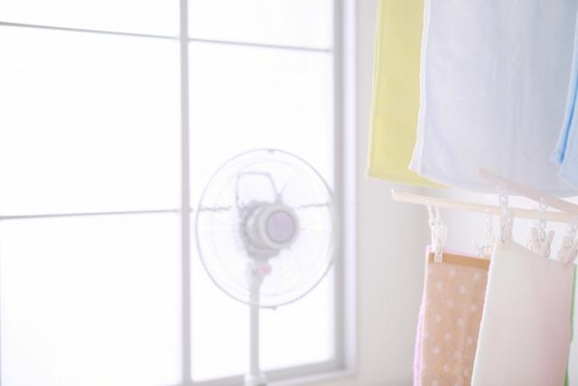 梅雨,洗濯