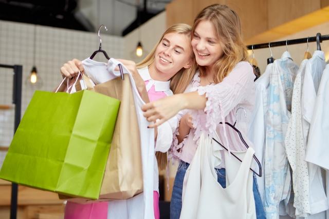 ファッション,買い物