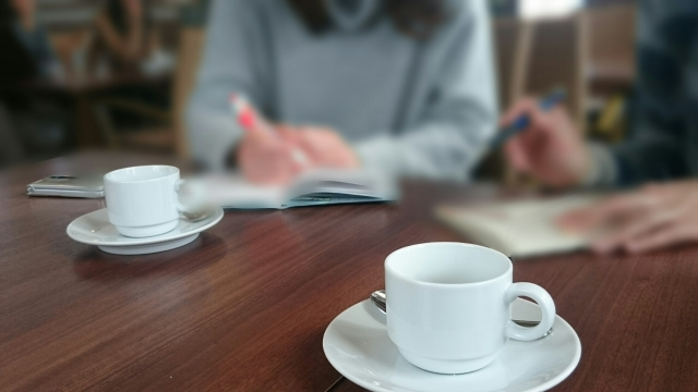 友達と勉強