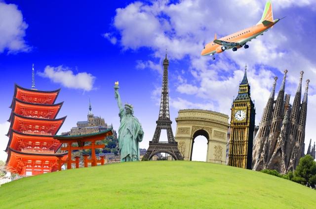 海外の観光地