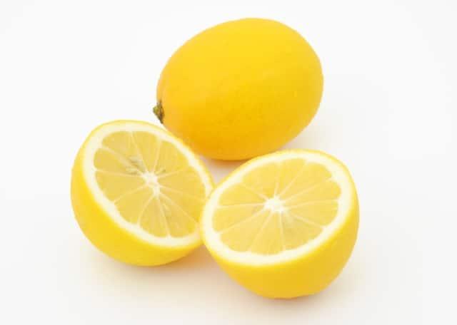 レモン_ビタミン