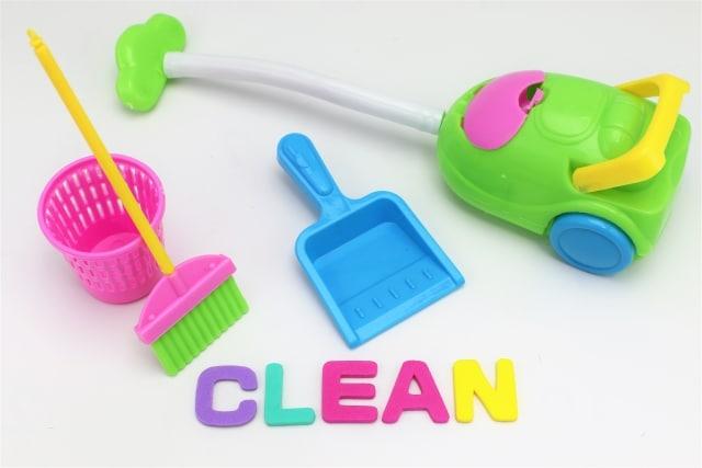 年末大掃除