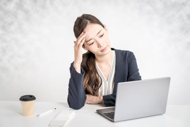 休み明けの仕事が憂鬱