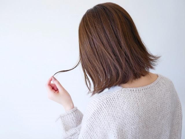 髪の静電気